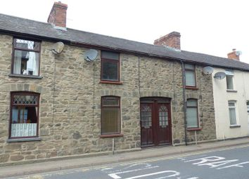 Thumbnail 2 bed terraced house to rent in Brecon Road, Builth Wells
