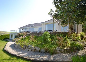 Thumbnail 5 bed detached bungalow for sale in Budock Vean, Mawnan Smith, Falmouth