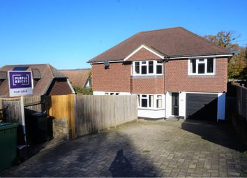 4 bed detached house for sale in Byron Road, Penenden Heath, Maidstone ME14