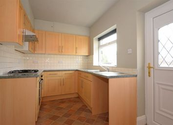 Thumbnail 2 bed terraced house to rent in New Close Avenue, Silsden, Keighley