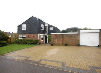4 bed detached house for sale in The Knowle, Basildon, Essex SS16
