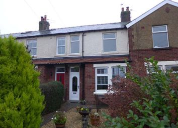 Thumbnail 2 bed terraced house for sale in Marsh Road, Thornton-Cleveleys