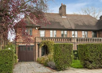 Thumbnail 5 bed semi-detached house to rent in Raeburn Close, Hampstead Garden Suburb