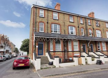Thumbnail 1 bed flat for sale in Ethelbert Square, Westgate-On-Sea
