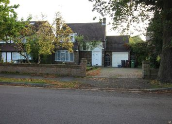 Thumbnail 3 bedroom detached house for sale in Links Drive, Elstree