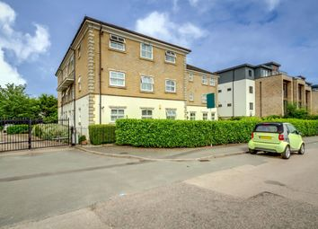 Thumbnail 2 bed flat for sale in Conifer Court, Great North Way, Hendon