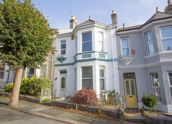 Thumbnail 2 bed terraced house for sale in Seymour Avenue, St Judes, Plymouth