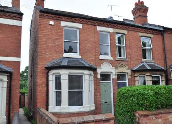 Thumbnail 4 bed end terrace house to rent in The Hill Avenue, Green Hill, Worcester