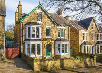 Thumbnail 5 bed detached house to rent in Thornsett Road, Kenwood, Sheffield