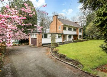 Thumbnail 4 bedroom detached house for sale in Abbots Leigh Road, Leigh Woods, Bristol
