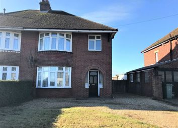 Thumbnail 3 bedroom semi-detached house to rent in Nodes Road, Cowes