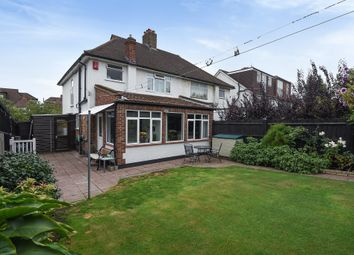 3 bed semi-detached house for sale in Burntwood Close, London SW18