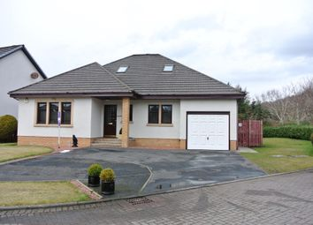 Thumbnail 3 bed detached bungalow for sale in 10 Golf View, Strathaven