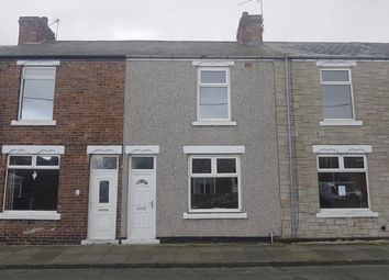 Thumbnail 2 bed terraced house for sale in Raby Terrace, Chilton, Ferryhill