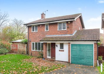 Thumbnail 4 bed detached house for sale in Guisbourne Avenue, Telford