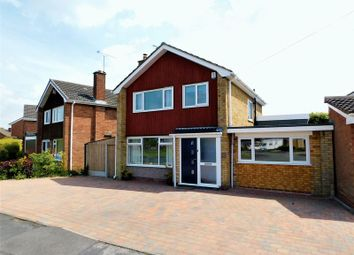 Thumbnail 4 bedroom detached house for sale in Mendip Avenue, Hillcroft Park, Stafford.