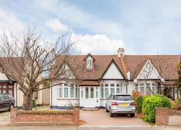 Thumbnail 5 bed bungalow for sale in Levett Gardens, Seven Kings, Ilford