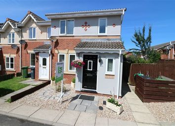 Thumbnail 3 bed terraced house for sale in Finch Close, Carlisle, Cumbria