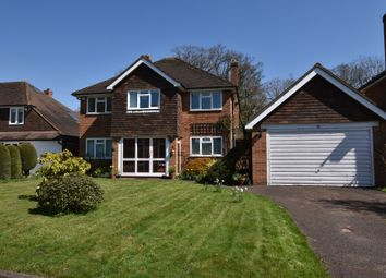 Thumbnail 4 bed detached house for sale in The Willows, Amersham