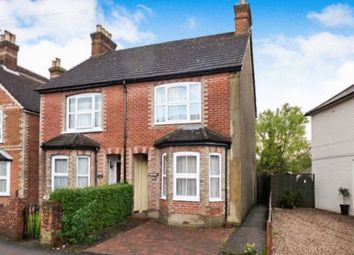 Thumbnail 3 bed semi-detached house to rent in Manor Road, Guildford