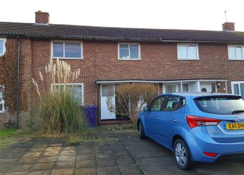 Thumbnail 3 bedroom terraced house for sale in Field Crescent, Royston