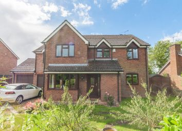 Thumbnail 4 bed detached house for sale in Fairview, Dauntsey