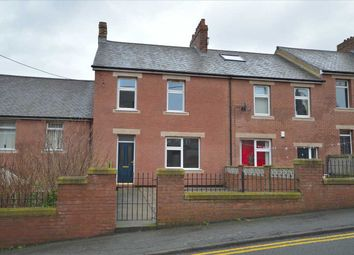 3 bed terraced house for sale in Edward Street, Craghead, Stanley DH9