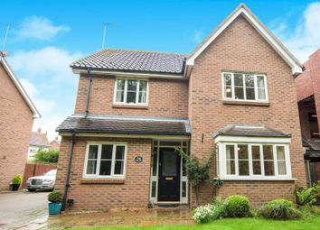 Thumbnail 5 bedroom detached house for sale in Blake Drive, Bradwell, Great Yarmouth
