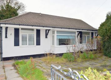Thumbnail 2 bed bungalow for sale in Hillside Road, Blacon, Chester