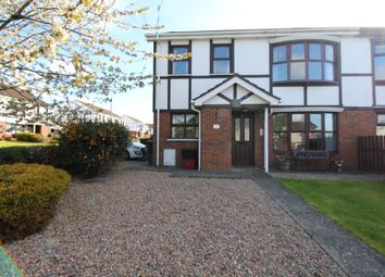 Thumbnail 2 bed flat for sale in Grasmere Park, Carrickfergus