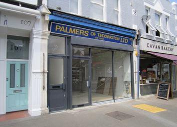 Thumbnail Retail premises to let in Stanley Road, Teddington