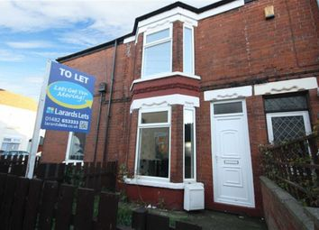 Thumbnail 2 bed terraced house to rent in Belle Vue, Middleburg Street, Hull