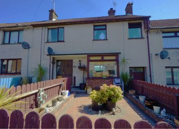 Thumbnail 4 bed terraced house for sale in Whitehill Drive, Bangor