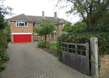 Thumbnail 5 bedroom detached house for sale in Broadway Gardens, Peterborough, Cambridgeshire