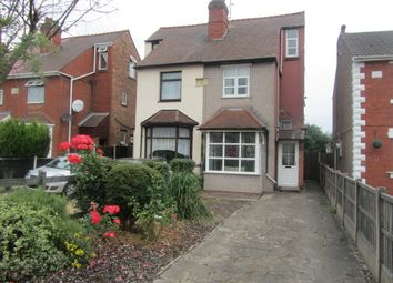 Thumbnail 3 bed semi-detached house for sale in Newtown Road, Bedworth