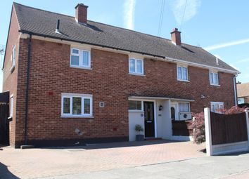 Thumbnail 3 bedroom semi-detached house for sale in Fairway, Grays
