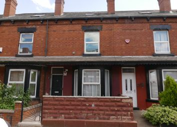 Thumbnail 4 bed terraced house to rent in 15 Salisbury Terrace, Armley, Leeds