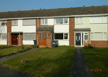 Thumbnail 3 bedroom terraced house to rent in Edinburgh Avenue, Sawston