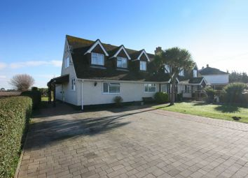Thumbnail 5 bed semi-detached house for sale in Chichester Road, Selsey, Chichester