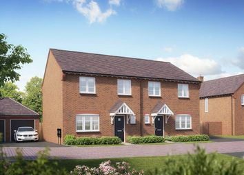 "Thumbnail 3 bed property for sale in ""The Himscott"" at Campden Road, Shipston-On-Stour"