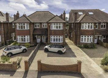 3 bed semi-detached house for sale in The Furrows, Walton-On-Thames KT12