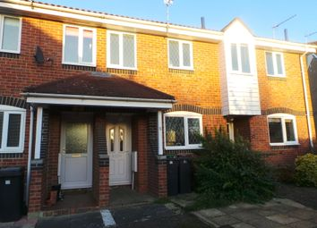 Thumbnail 2 bedroom terraced house to rent in Chattisham Close, Stowmarket, Suffolk