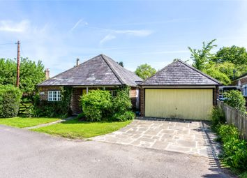 Thumbnail 3 bed detached bungalow for sale in Crab Hill Lane, South Nutfield, Surrey