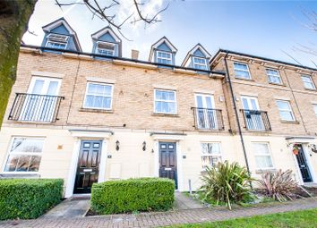 Thumbnail 4 bed terraced house for sale in Rotary Gardens, Gillingham, Kent