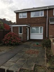 Thumbnail 3 bedroom end terrace house for sale in Middle Street East, Walker, Newcastle Upon Tyne
