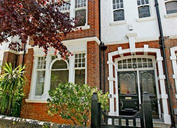 Thumbnail 5 bedroom terraced house to rent in Howitt Road, London