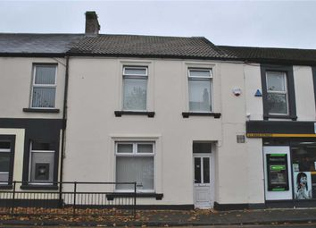 Thumbnail 3 bed terraced house to rent in High Street, Rhymney, Tredegar