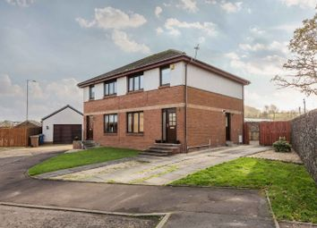 Thumbnail 3 bed property for sale in Harperbank Grove, Cumnock, East Ayrshire