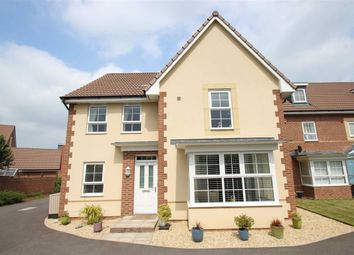 Thumbnail 4 bed detached house to rent in Rosemary Way, Melksham, Wiltshire