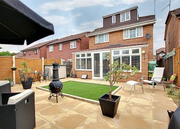 Thumbnail 4 bed detached house for sale in Cirencester Close, Bromsgrove